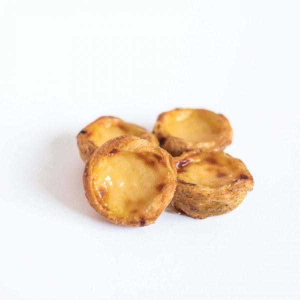 Mini Pastéis De Nata Lisboa