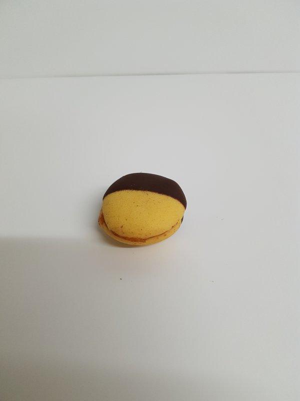 Húngaro com recheio de marmelada