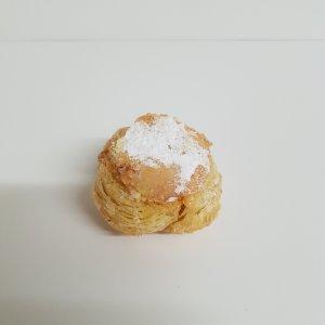 Mini Pastel de feijão