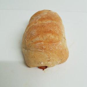 Pão com chouriço