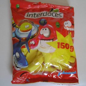 Bananas | Gomas da Interdoces