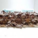 Bolo De Chocolate Com Raspas E Creme De Chocolate4