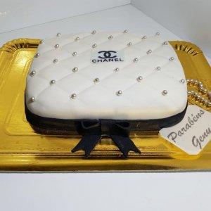 Bolo De Mala Chanel Foco Pormenor Mala Nome