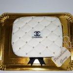 Bolo De Mala Chanel Vista De Cima