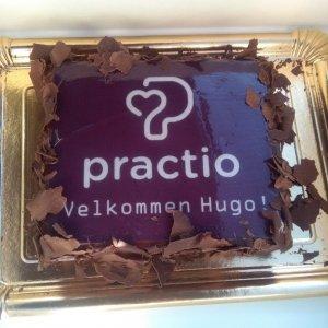 Bolo De Boas Vendas De Practio Com Raspas De Chocolate