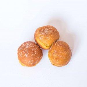 Mini Bolas De Berlim Sem Creme