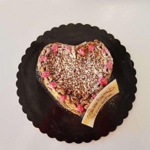 Coração Com Frutos Secos