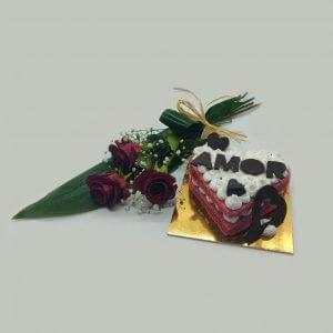 Prenda De Amo De Frutos Vermelhos