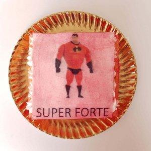 Incredibles Bolo Super Forte