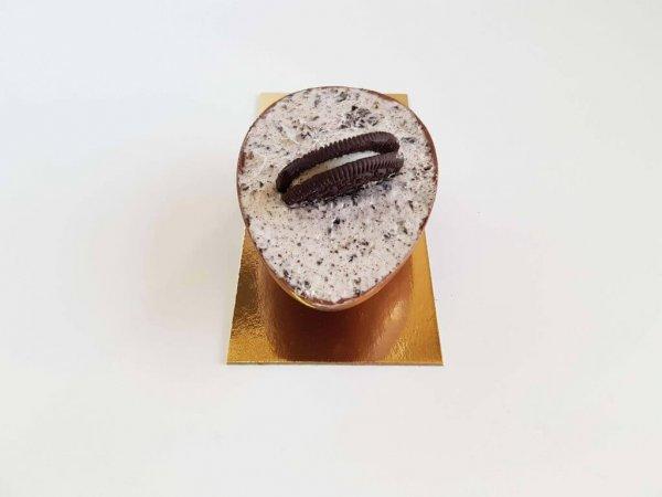 Mini Ovo Com Oreo De Chocolate