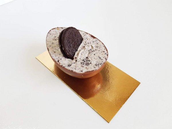 Mini Ovo De Chocolate Recheio Oreo