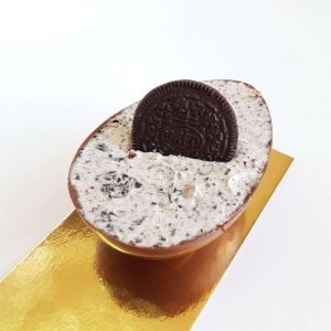 Ovo De Chocolate Mini De Oreo