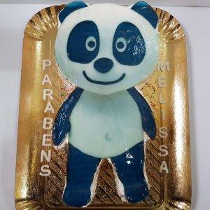 Bolo Em Forma De Panda
