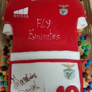 Bolo Equipamento Do Benfica