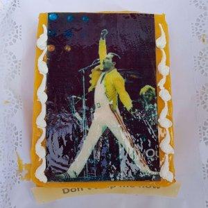 Bolo Freddie Mercury