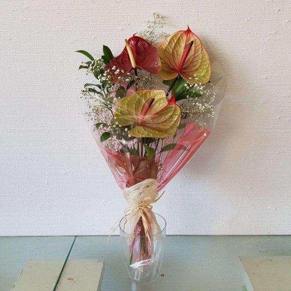 Bouquet De Antúrios