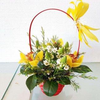 Cestos de Flores