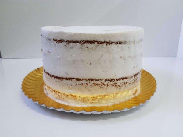 Naked Cake Com Chantili
