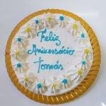 Naked Cake Com Moldura De Chantili Lisboa