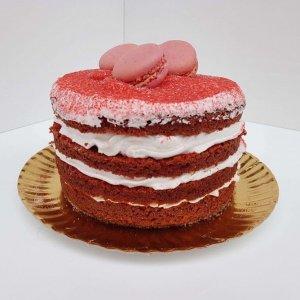 Naked Cake Cor De Rosa