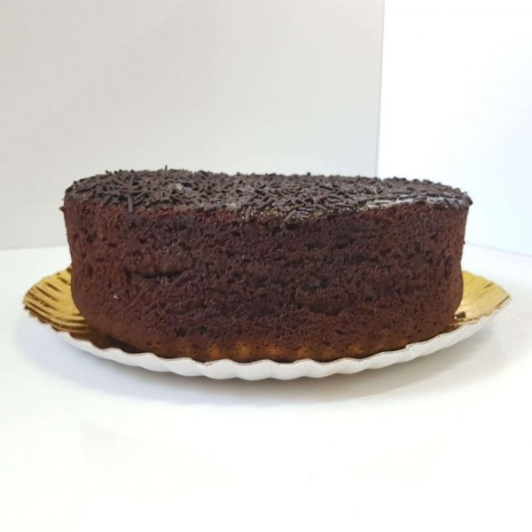 Soft Cake De Chocolate E Granulado De Chocolate