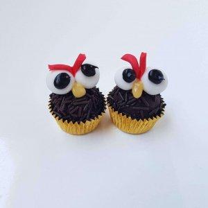 Brigadeiros Dos Angry Birds