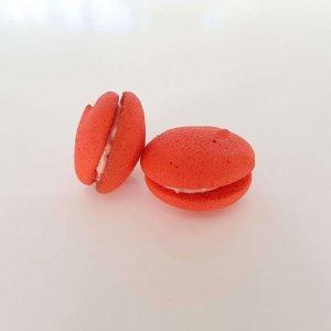 Macarons De Frutos Vermelhos