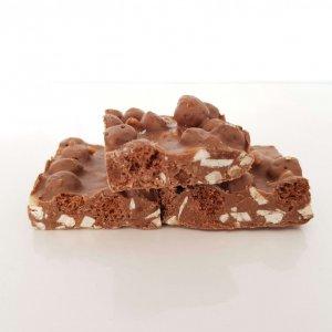 Torrão De Cereais Com Chocolate De Leite Cascais