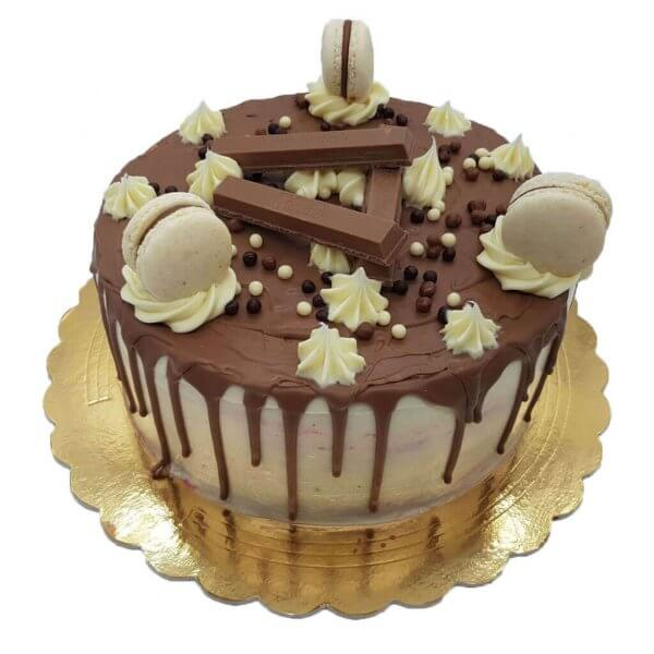 Drip Cake De Chocolate