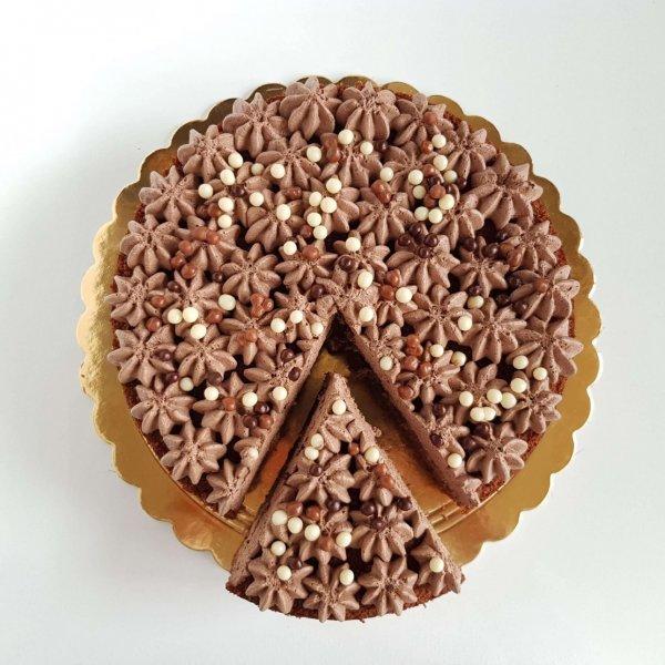 Naked Cake Chocolate Lisboa