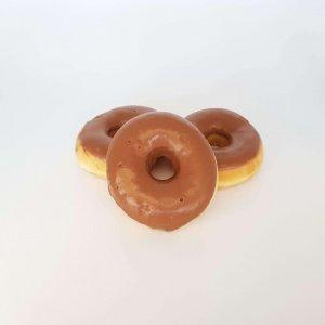 Donuts De Chocolate De Leite