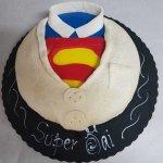 Bolo Do Super Homem No Dia A Dia.jpeg