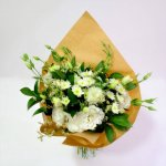 Arranjo Lindo De Flores Brancas Mistas
