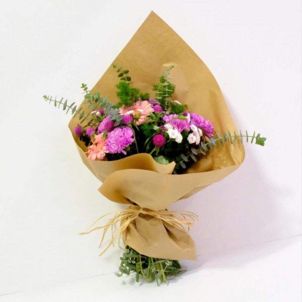Bouquet De Gerberas E Cravos