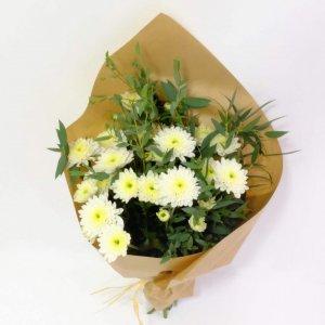 Bouquet De Margaridas Brancas