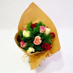Bouquet De Rosas Para Noiva