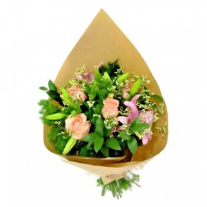 Bouquet De Rosas Personalizado