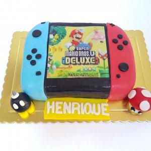 Bolo Da Nintendo Switch