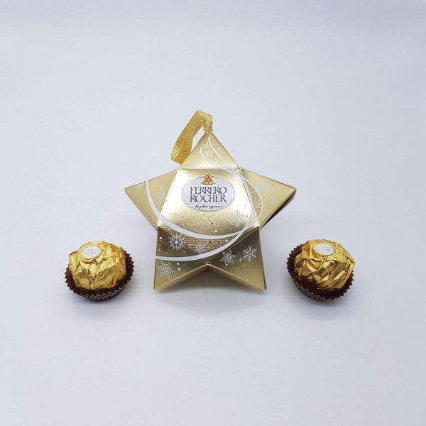 Ferrero Rocher Estrela De Natal