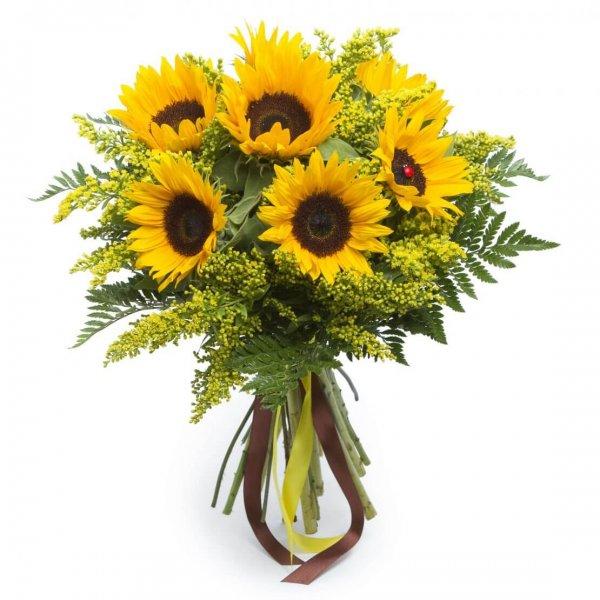 Bouquet De Girassóis