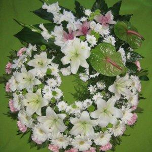 Coroa De Flores Para Avo Lisboa