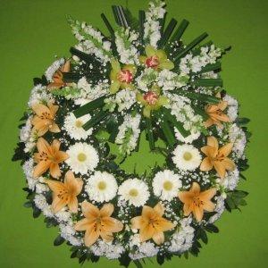 Coroa De Flores Para Homem