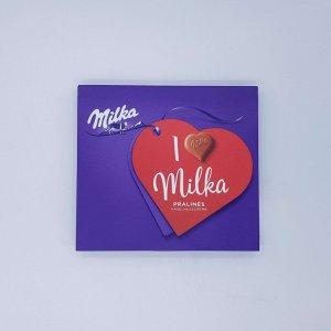 Chocolates Em Forma De Coração Milka