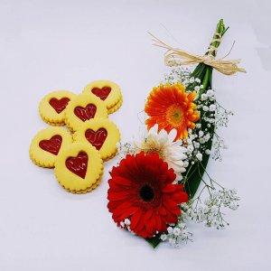Prenda Dia Da Mulher Flores E Doces