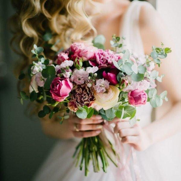 Bouquet De Noiva Moderno Entrega Amanh Min