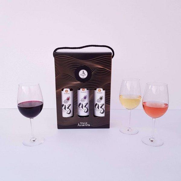 Caixa De Vinhos Az