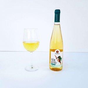 Vinho Branco Além Do Rio