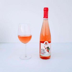 Vinho Rosé Além Do Rio