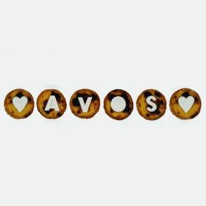 Mensagem De Amor ♥ AvÓs ♥ Em Pastéis De Nata