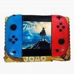 Bolo Nintendo Switch Jogo Zelda